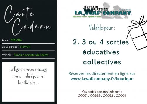 Carte cadeau | LA WAF COMPANY