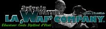 Logo - Sylvain WUATTIER, LA WAF COMPANY ®